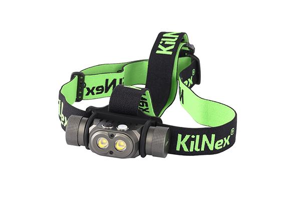 KILNEX «EVA» LX01 Налобний ліхтар нового покоління